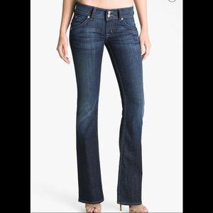 Hudson Signature Boot Stretch Jeans